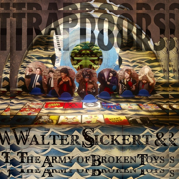 Trapdoors Cover art