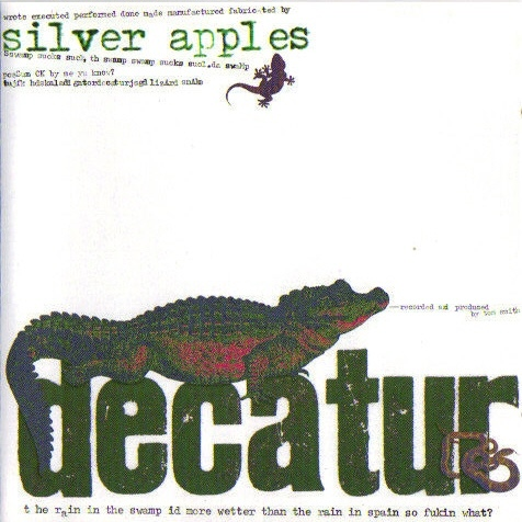 Silver Apples — Decatur