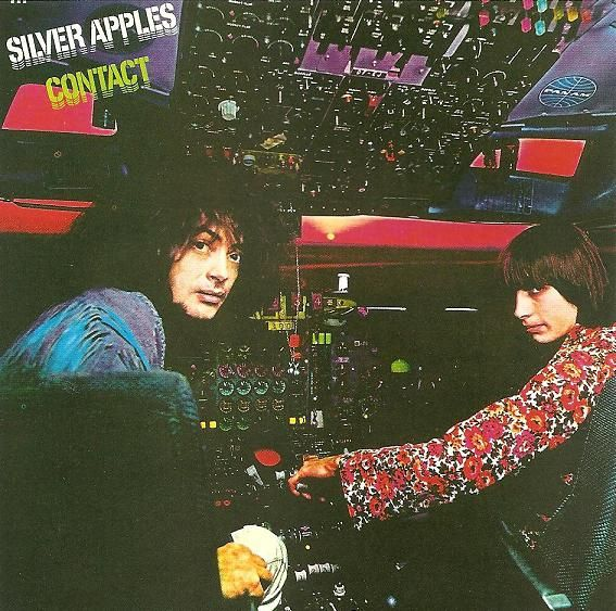 Silver Apples — Contact