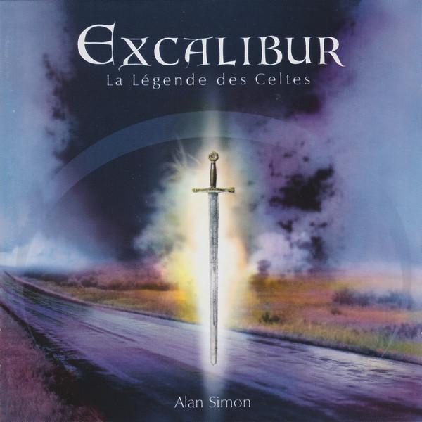 Alan Simon — Excalibur - La Légende des Celtes