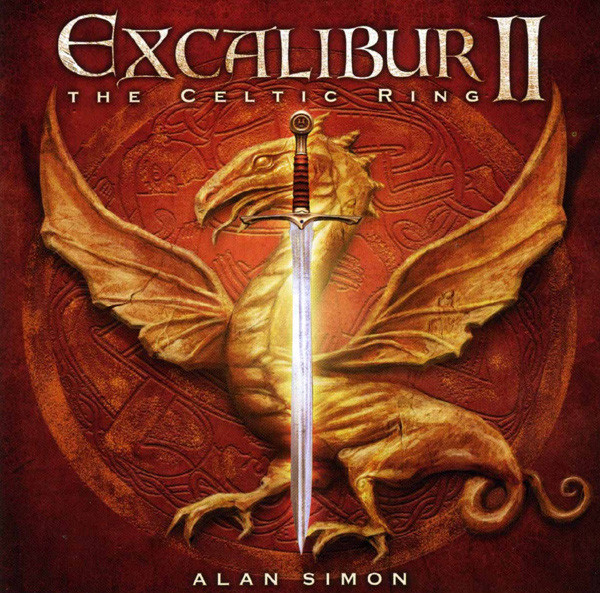 Alan Simon — Excalibur II - The Celtic Ring