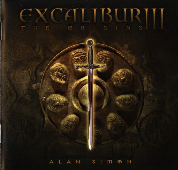 Alan Simon — Excalibur III - The Origins