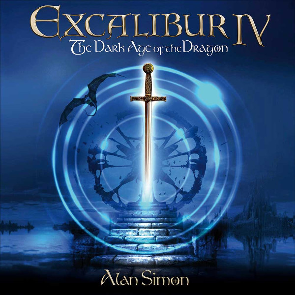 Excalibur IV - The Dark Age of the Dragon Cover art