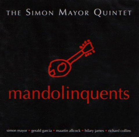 Simon Mayor — Mandolinquents