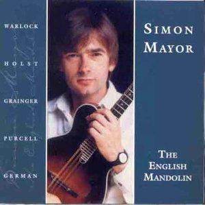 Simon Mayor — The English Mandolin