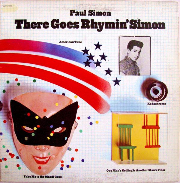 Paul Simon — There Goes Rhymin' Simon