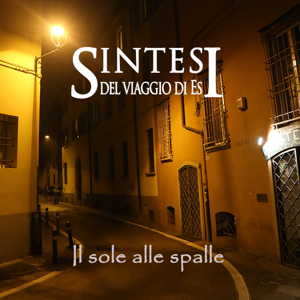Il Sole alle Spalle Cover art