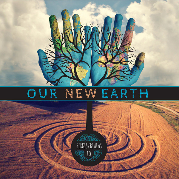 Our New Earth Cover art