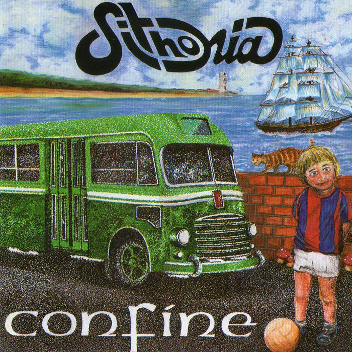 Confine Cover art