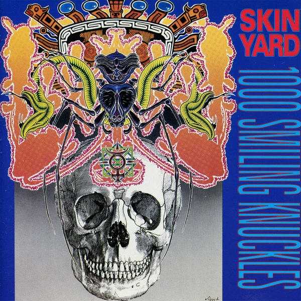 Skin Yard — 1000 Smiling Knuckles