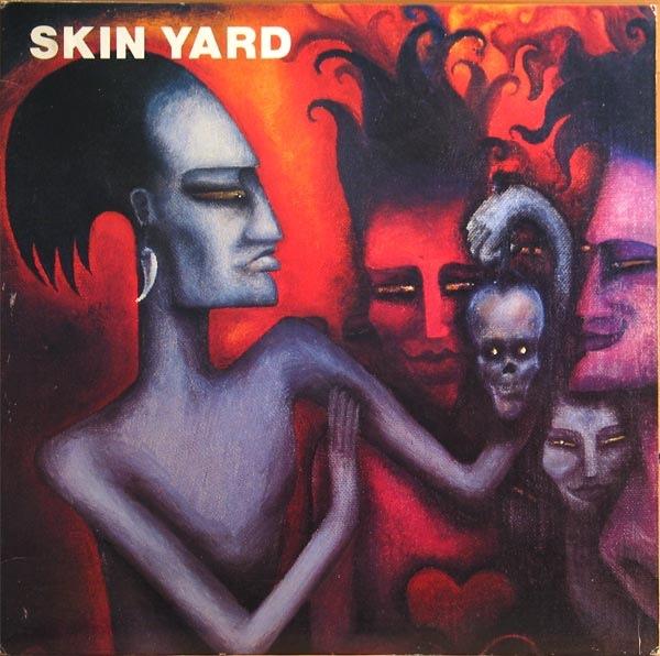 Skin Yard — Skin Yard
