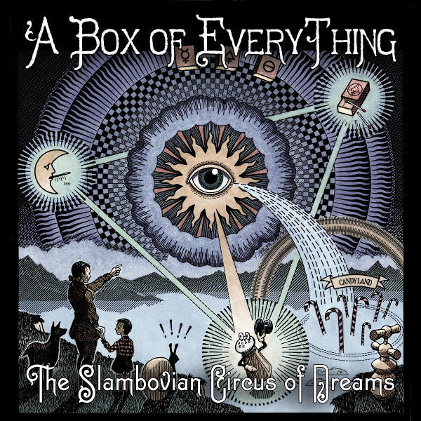 A Box of Everything Cover art