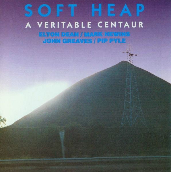 Soft Heap - A Veritable Centaur cover
