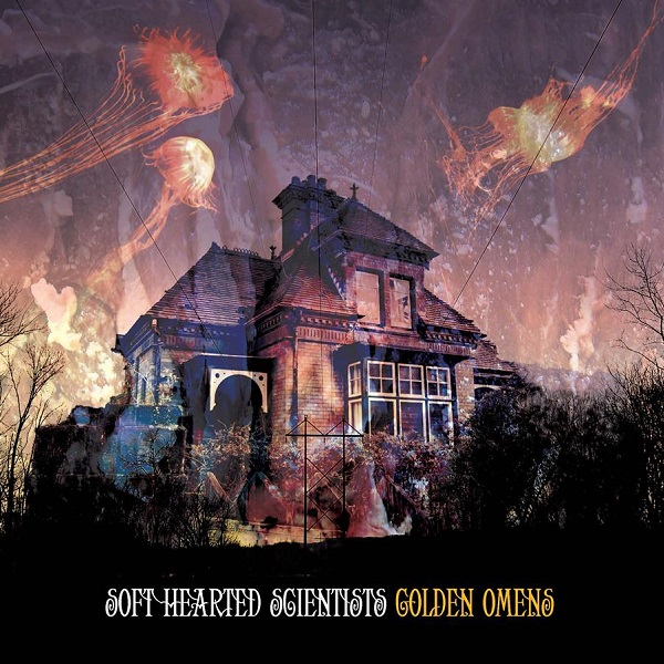 Golden Omens Cover art