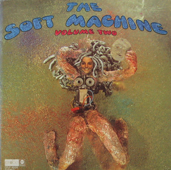 The Soft Machine — Volume Two