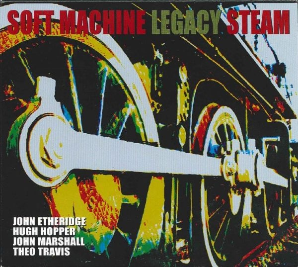 Soft Machine Legacy — Steam