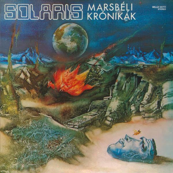 Solaris — Marsbéli Krónikák (The Martian Chronicles)