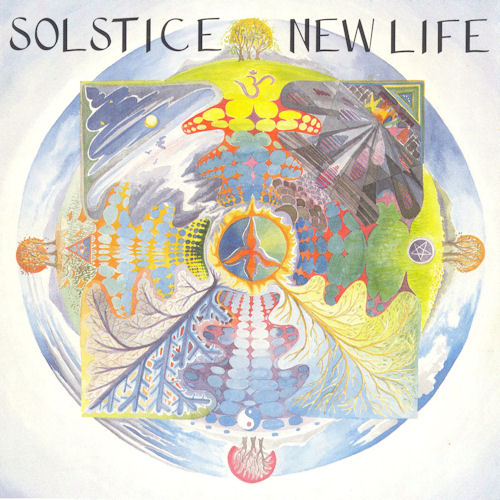 New Life Cover art