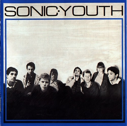 Sonic Youth — Sonic Youth