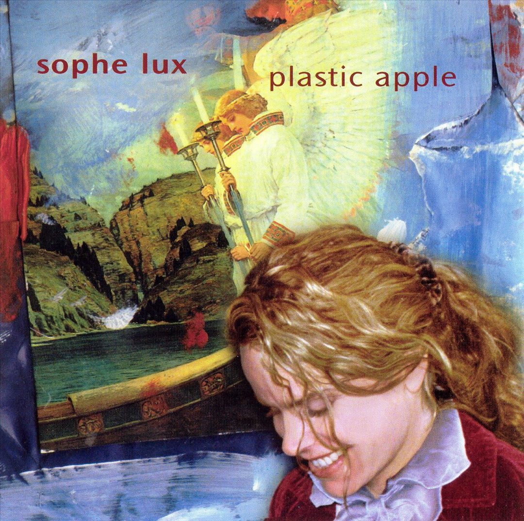 Sophe Lux — Plastic Apple