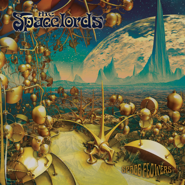 Spaceflowers Cover art