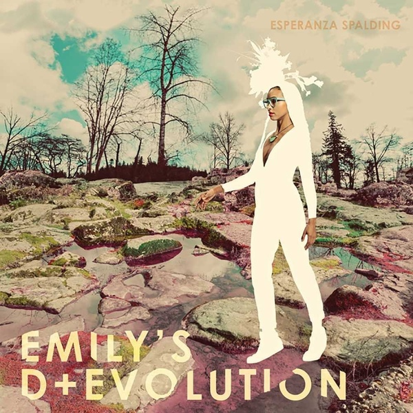 Emily's D+Evolution Cover art