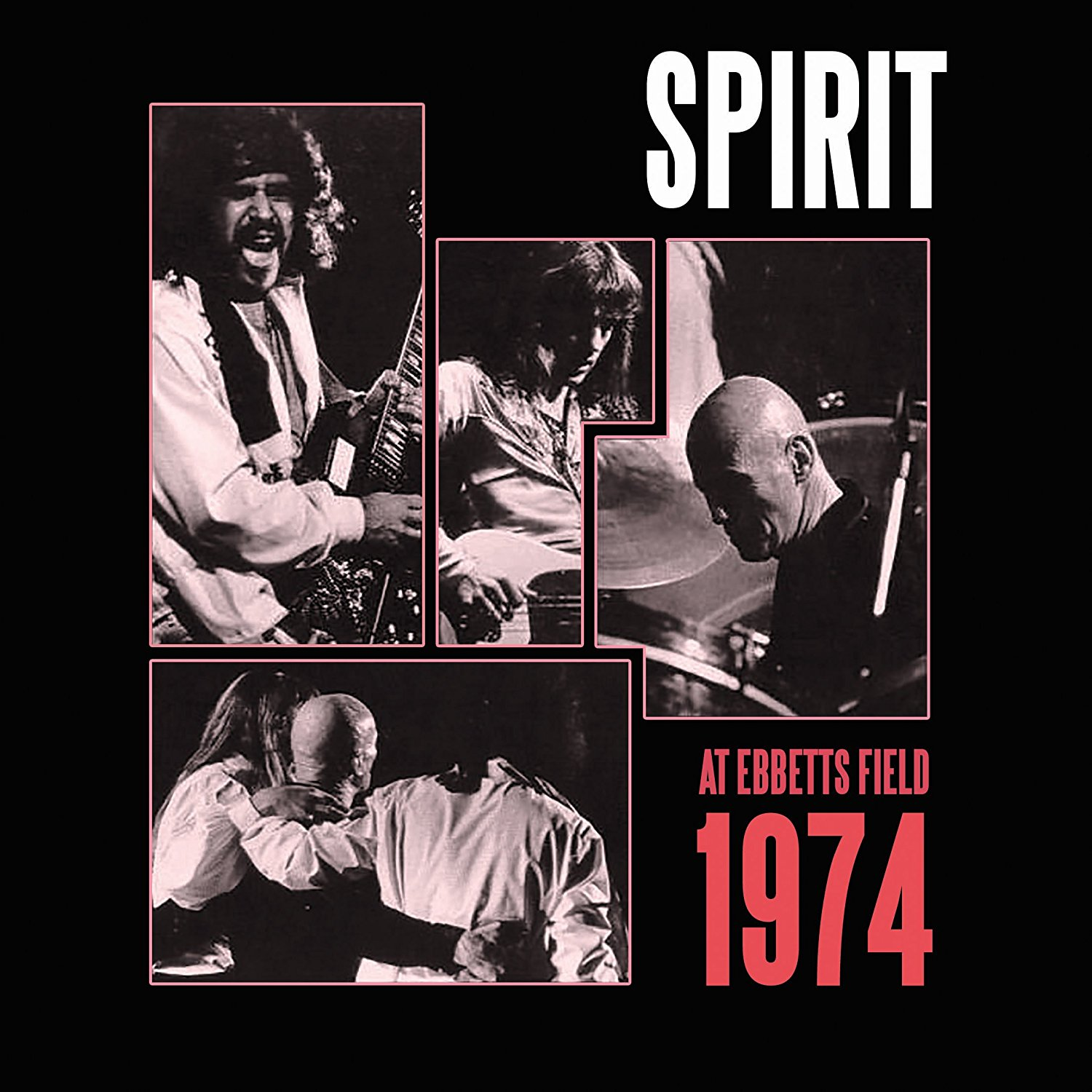 Spirit — At Ebbetts Field 1974