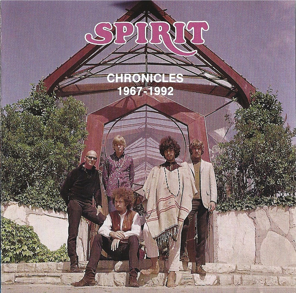 Spirit — Chronicles 1967-1992