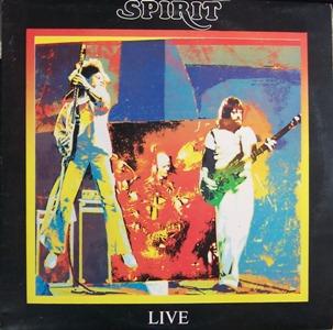 Spirit — Live