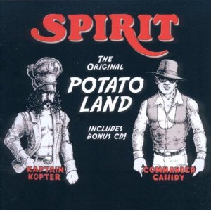 The Original Potato Land Cover art