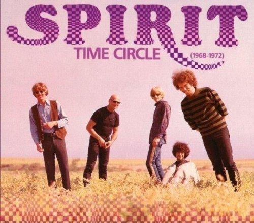 Spirit — Time Circle (1968 - 1972)