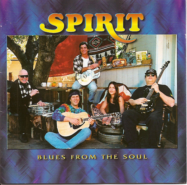 Spirit — Blues from the Soul