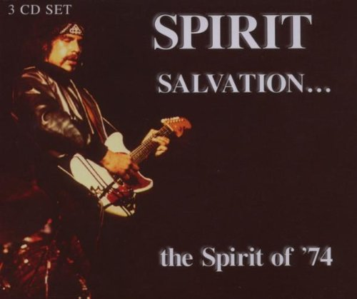 Spirit — Salvation... The Spirit of '74