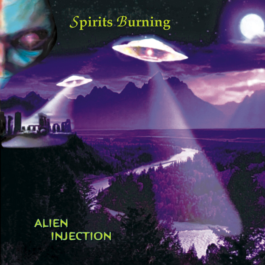 Spirits Burning — Alien Injection
