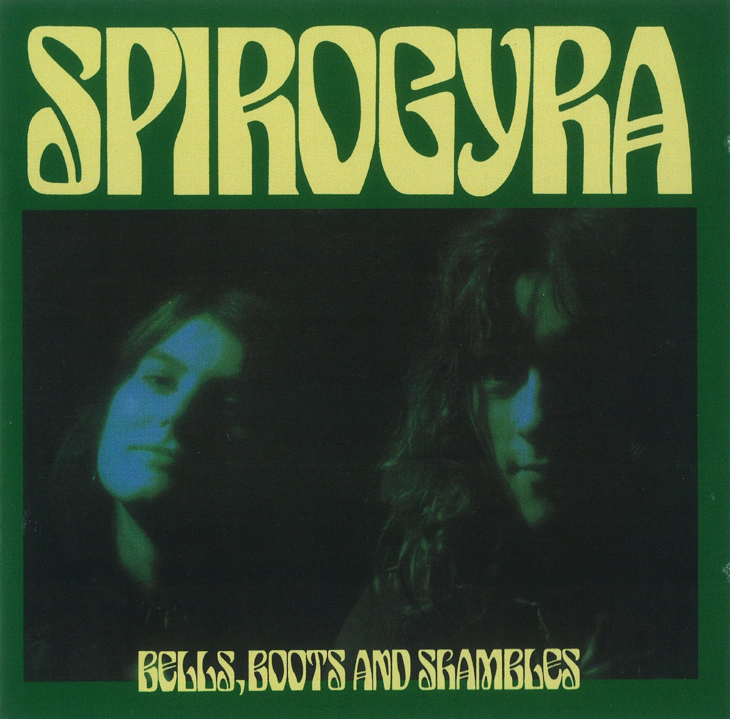 Spirogyra — Bells, Boots and Shambles