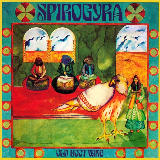 Spirogyra — Old Boot Wine