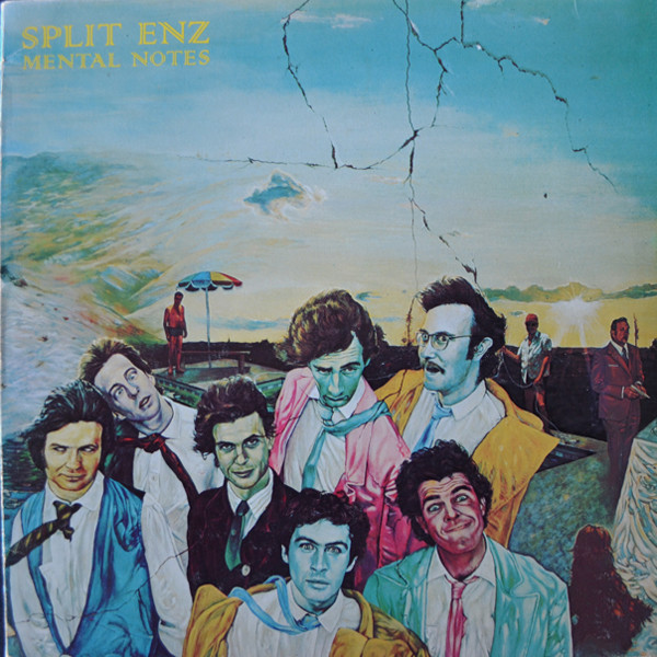 Split Enz — Mantal Notes