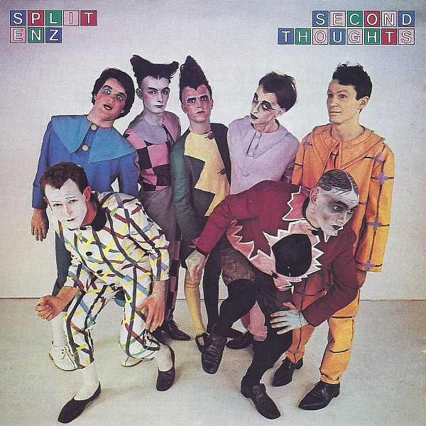 Split Enz — Second Thoughts (AKA Mental Notes)