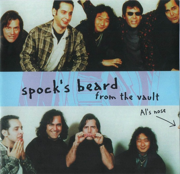Spock's Beard — From the Vault