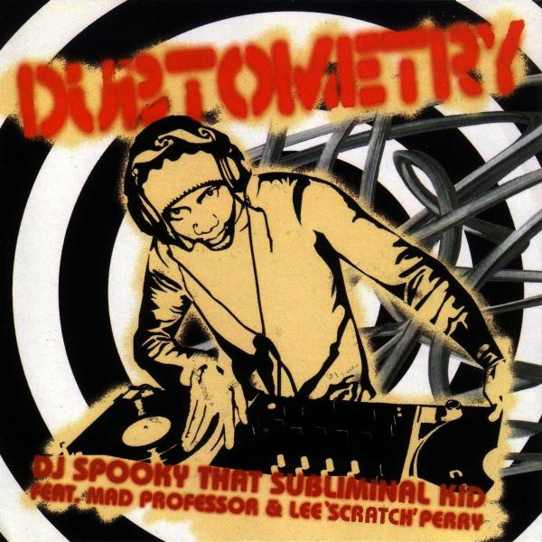 Dubtometry Cover art