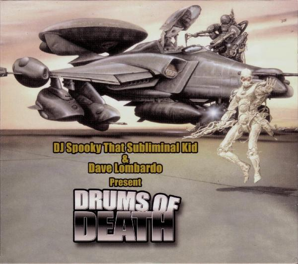 Drums of Death Cover art