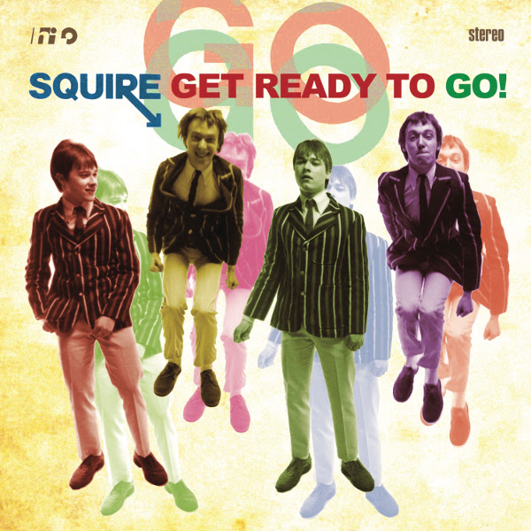 Get Ready to Go! Cover art