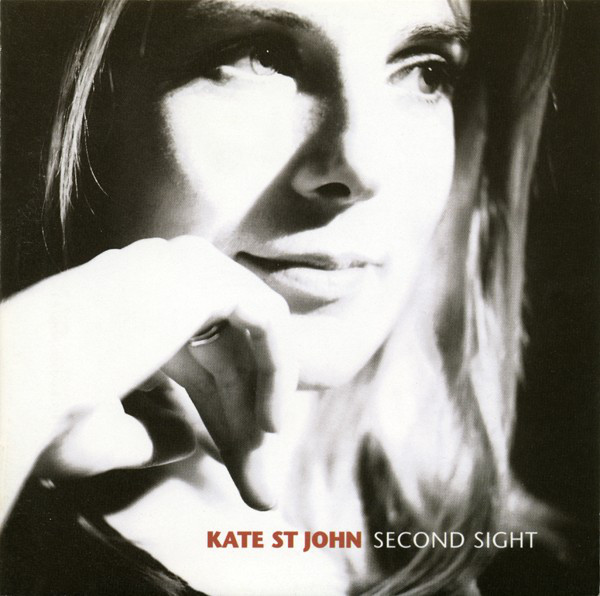 Second Sight Cover art