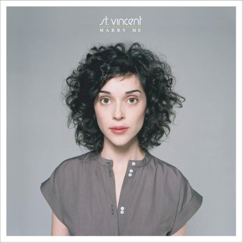 St Vincent — Marry Me