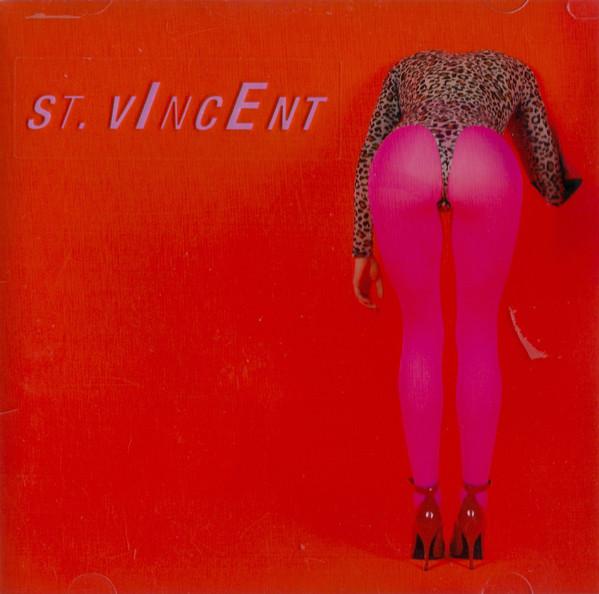 St Vincent — Masseduction