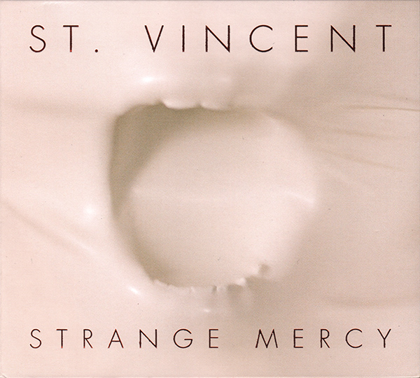 Strange Mercy Cover art