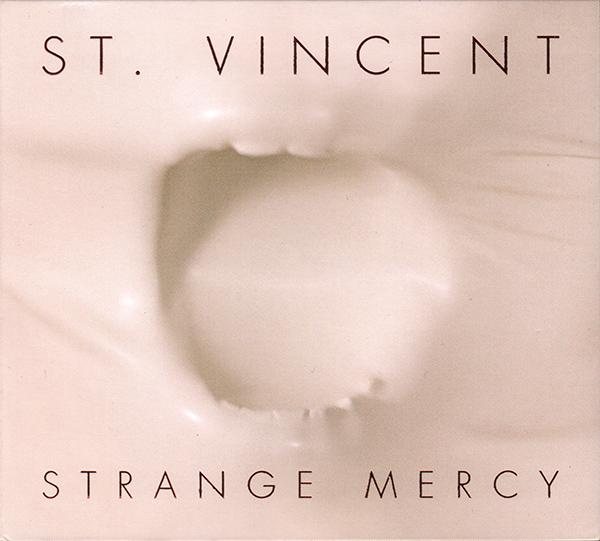 St Vincent — Strange Mercy
