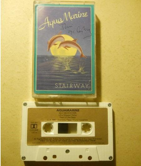 Stairway — Aquamarine