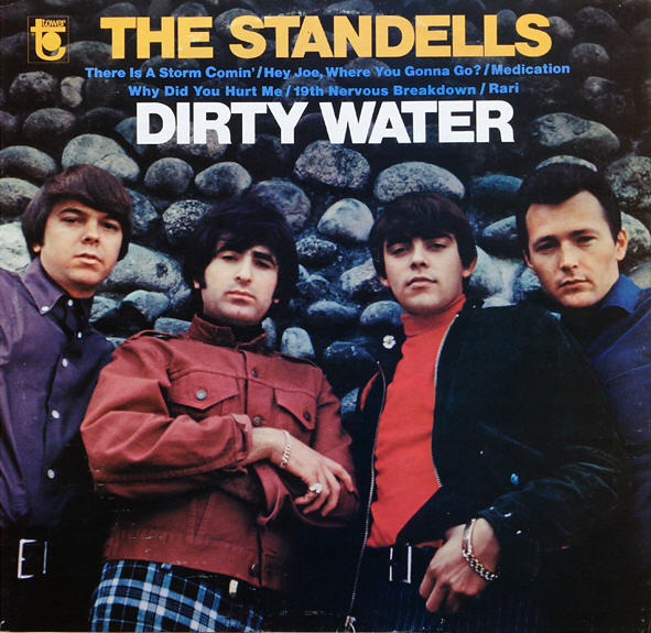 The Standells — Dirty Water