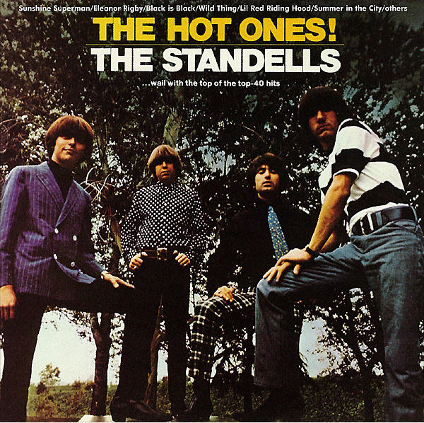 The Standells — The Hot Ones